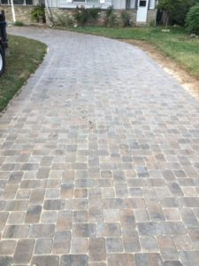 walkway and concrete paver installation chico, oroville, paradise